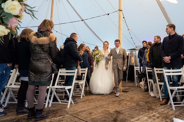 Trouwceremonie