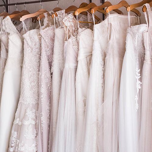 Vijf tips voor het vinden van de perfecte trouwjurk