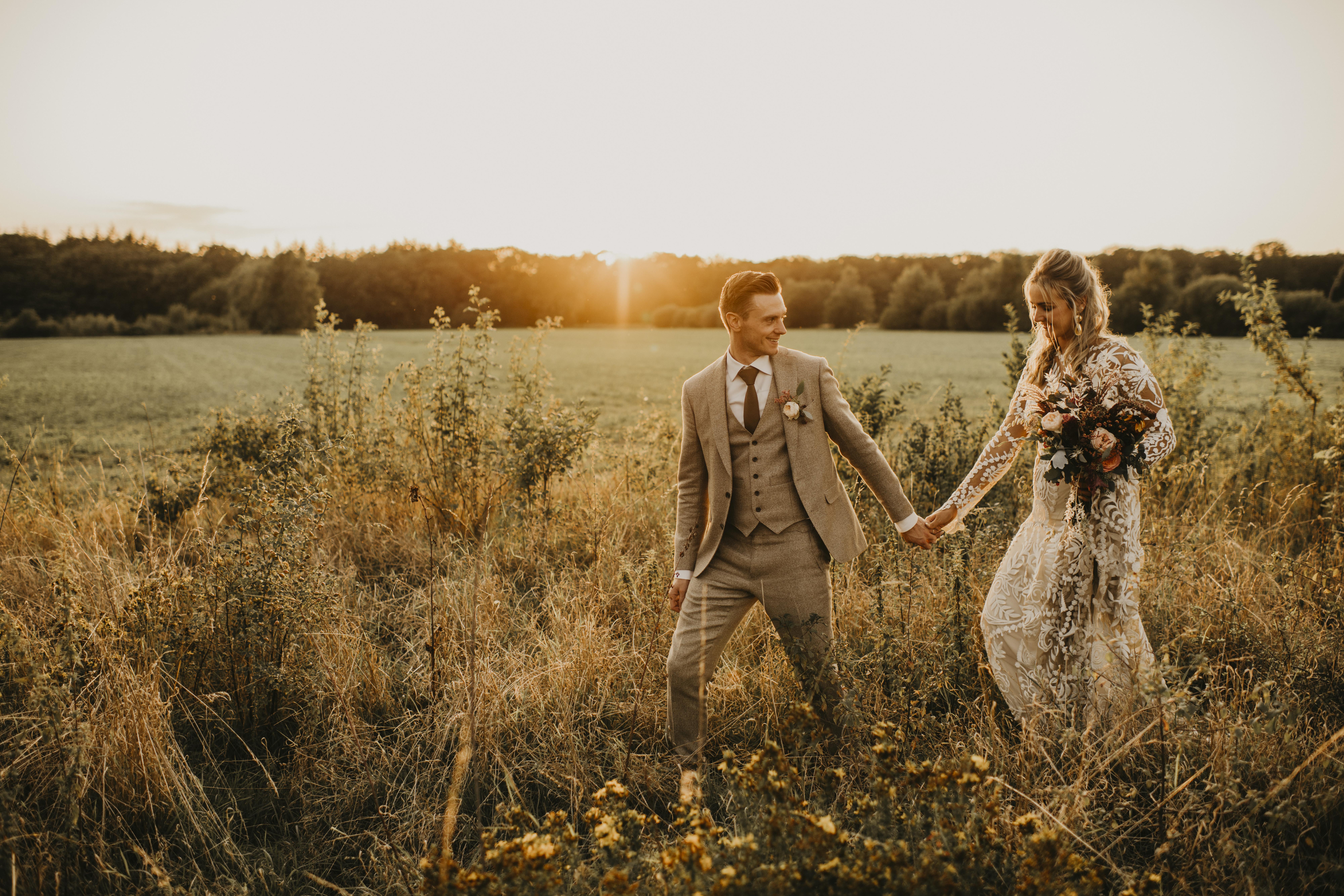 Dé mooiste kleuren voor jouw trouwpak